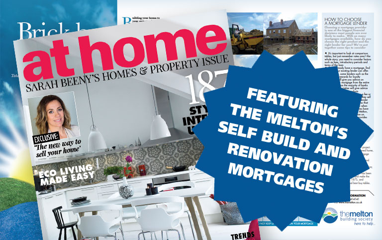 As Seen in At Home - Sarah Beeny's Homes & Property Issue